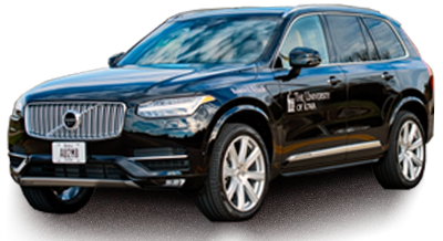NADS Volvo XC90 vehicle picture