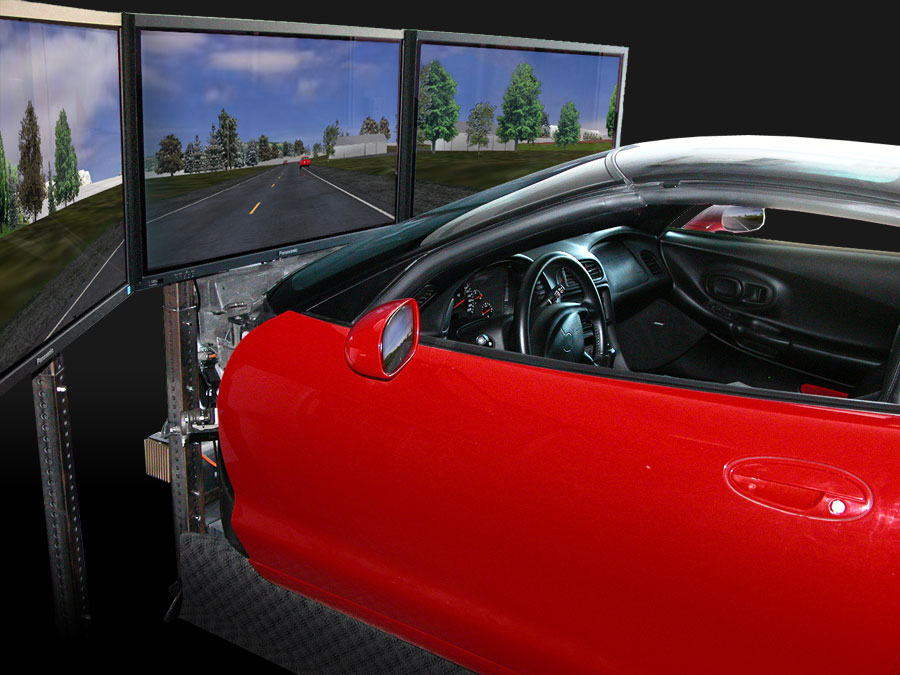 The National Advanced Driving Simulator - Simulators - The NADS miniSim
