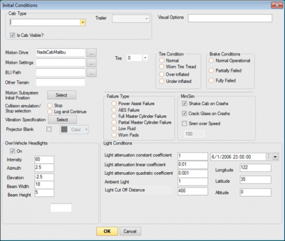 ISAT User Guide Table of Contents - miniSim